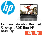 HP. Exclusive Discount - Save up to 30% through HP Academy!. Click to sign up now at HPdirect.com